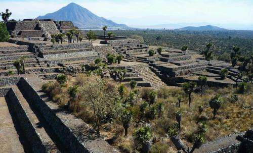 Lawrence Livermore research finds early Mesoamericans affected by climate change