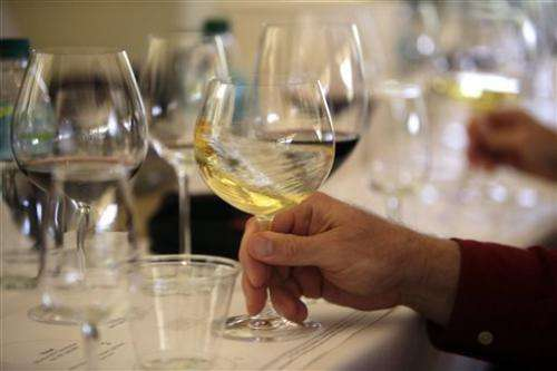 Lawsuit: Dangerous arsenic levels found in California wine