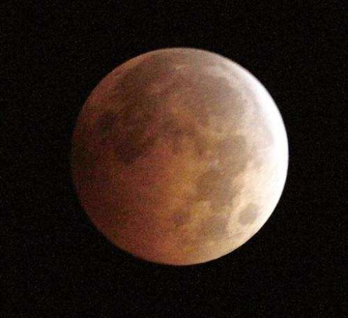 Look up! Brief total lunar eclipse to grace the sky Saturday