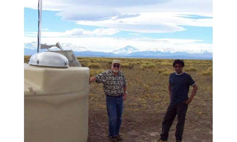 LSU physicist celebrates expansion of international agreement at Auger Observatory