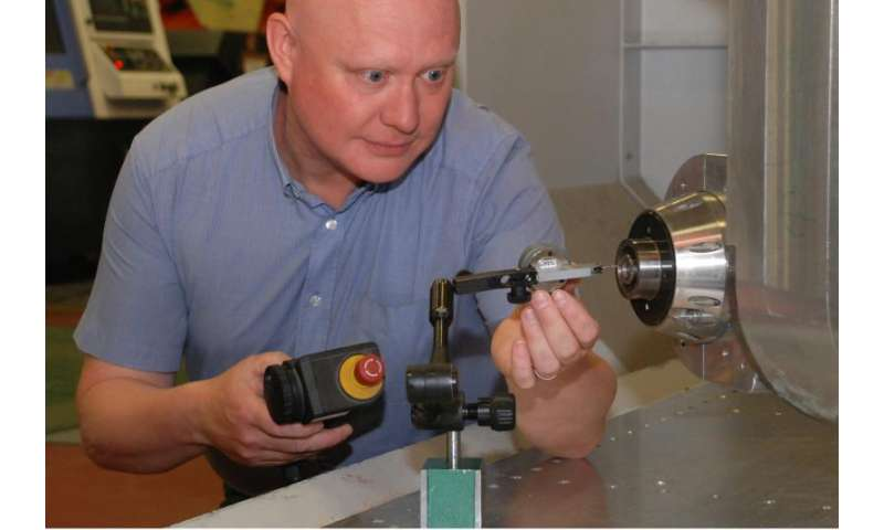 Machine tool accuracy to rise to new level