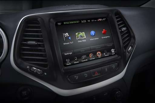 Maker of ed radio says system is unique to Fiat Chrysler