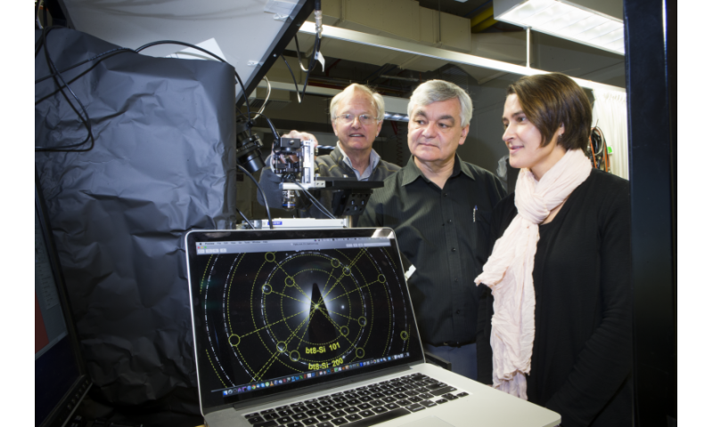 Making new materials with micro-explosions: ANU media release
