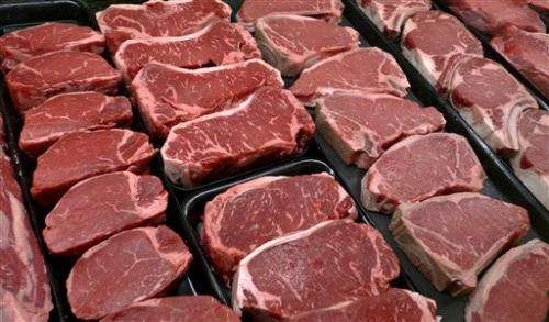 Meat industry fights new dietary proposal