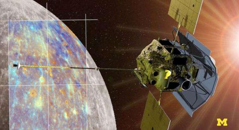 Mercury MESSENGER nears epic mission end