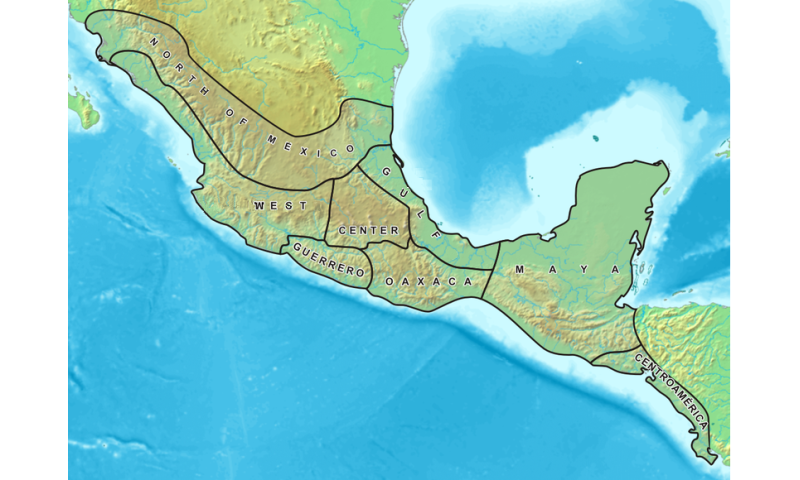 Bone analysis reveals violent history of pre-Hispanic Mesoamerica