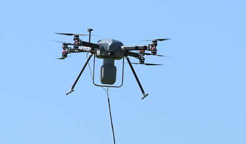 Mid-Atlantic aviation partnership explores tethered drone opportunities with florida company