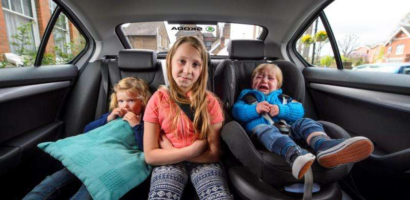 Middle-seat kid far from windows but closer to success