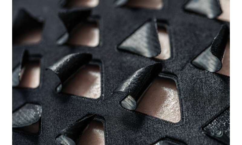 MIT group explores bacteria use for comfort wear
