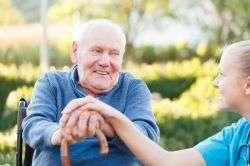 Mobile robots could help the elderly live fuller lives