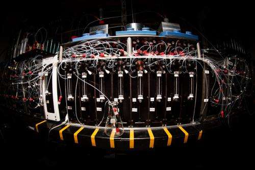 Molecule-making machine simplifies complex chemistry