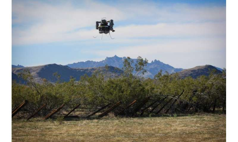 NASA leads development of a new system to manage low-altitude drones