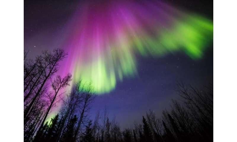 NASA measuring the pulsating aurora