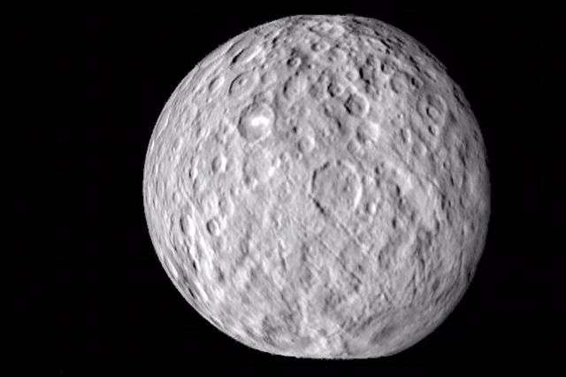 NASA mission provides closest ever look at dwarf planet Ceres