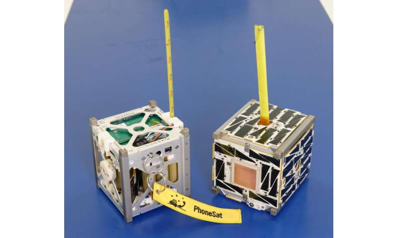 NASA opens new CubeSat opportunities for low-cost space exploration