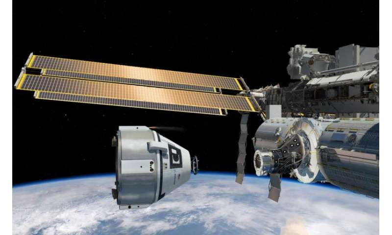 NASA orders first ever commercial human spaceflight mission from Boeing