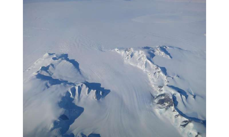 752ff387ef A new NASA study says that Antarctica is overall accumulating ice. Still