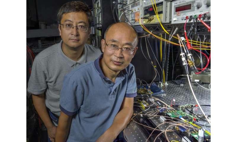 NASA takes Lasercom a step forward