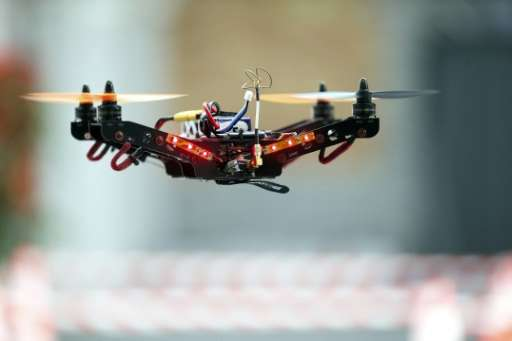 Nearly 700 close encounters with drones have been reported by pilots so far this year, according to Federal Aviation Administrat