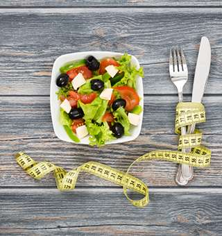 Need help with your goals? Eating better may simply mean following the signs