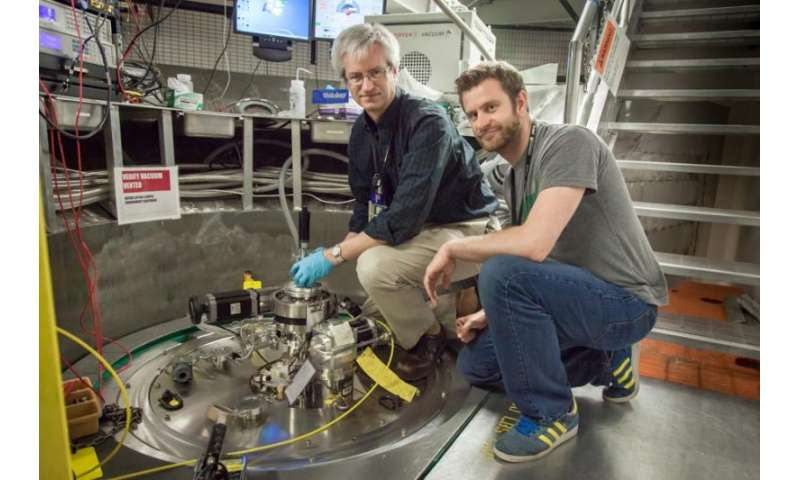 Neutrons find 'missing' magnetism of plutonium