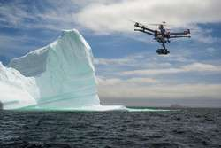 New 'Arctic-proof' drone to track the effects of climate change