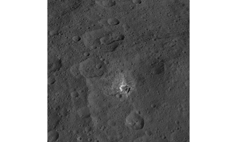 New Clues to Ceres' Bright Spots and Origins