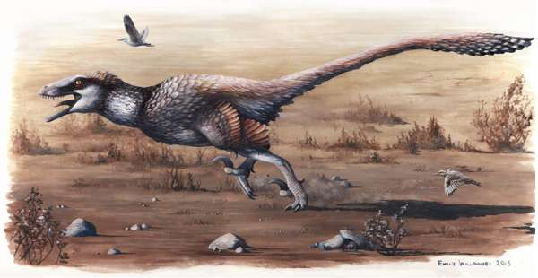 New giant raptor discovered in South Dakota