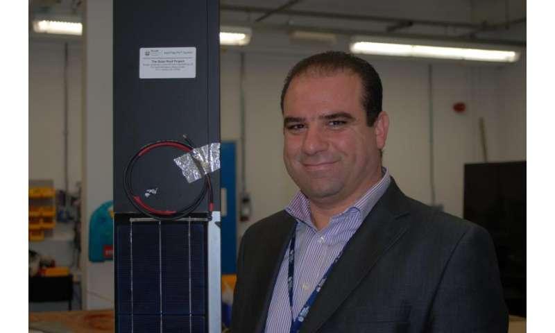 New hybrid solar panel roof slashes energy bills