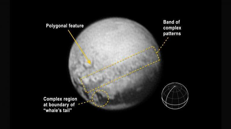 New Image of Pluto: 'Houston, We Have Geology'