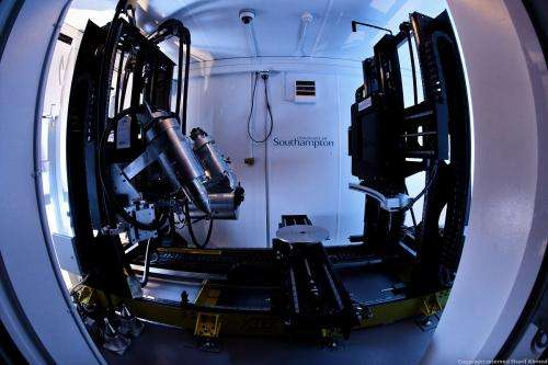 New imaging technology to design and build greener and safer aircraft