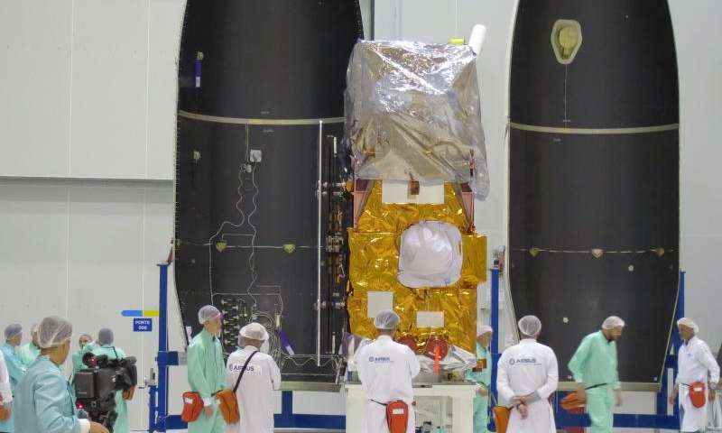 New launch date set for Sentinel-2A