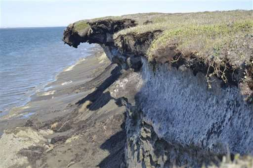 New usgs report coastal erosion threatens northern alaska thecheapjerseys Image collections
