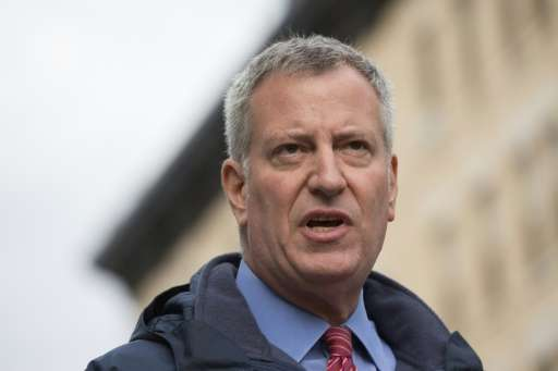 New York City Mayor Bill de Blasio has outlined plans to cut all greenhouse gas emissions across the city 80% by 2050