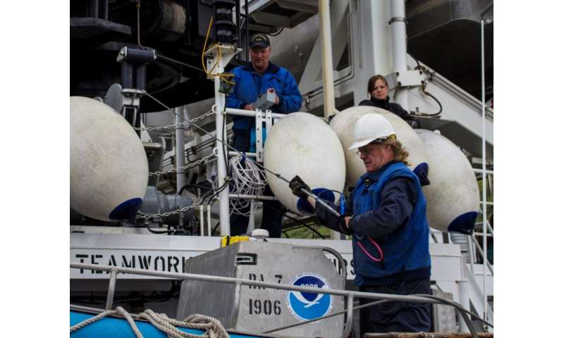 NOAA deploys survey ships for Arctic charting projects to improve navigational safety