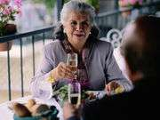 No direct survival effect for moderate drinking in seniors