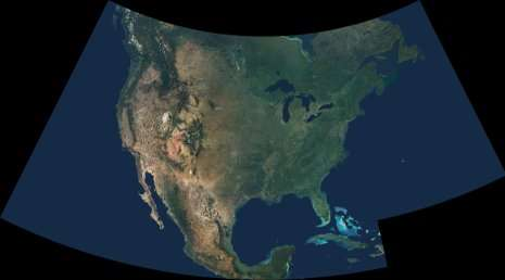 North american plate shattered speed records a billion years ago