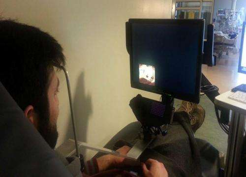 Novel eye-tracking technology detects concussions and head injury severity