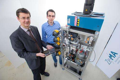 Novel sensor system continuously monitors machinery and plant equipment