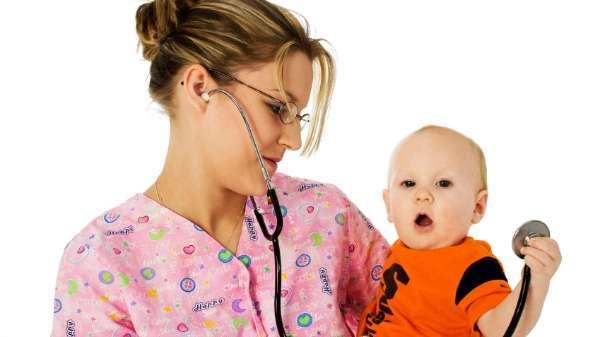 Nurses advice key for anxious new parents