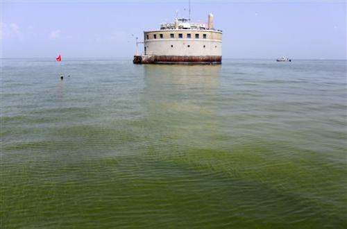 Ohio governor signs new rules to help reduce Lake Erie algae