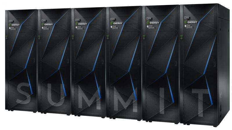 OLCF selects application readiness projects to prepare for Summit supercomputer
