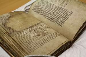 Oldest non-biblical Scottish manuscript is evidence of lost literary culture