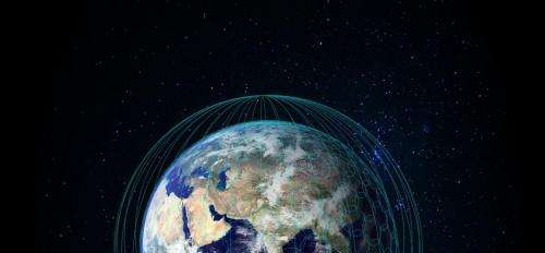 OneWeb satellite constellation plan wants Internet for billions