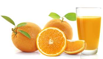 Orange juice could help improve brain function in elderly people