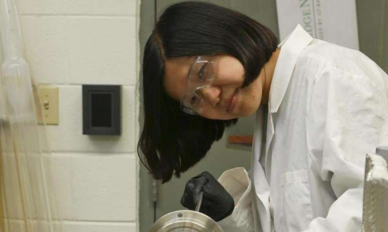 ORNL process could be white lightning to electronics industry