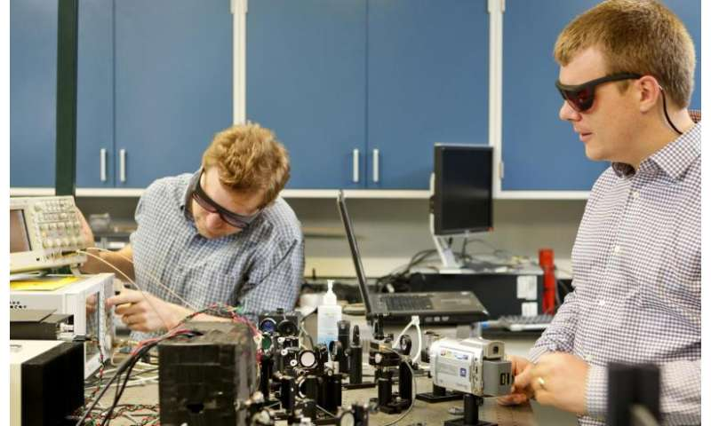 ORNL reports method that takes quantum sensing to new level