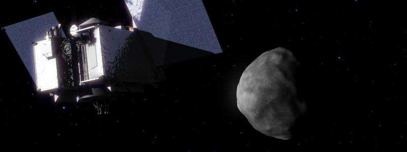 OSIRIS-REx team prepares for next step in NASA's asteroid sample return mission