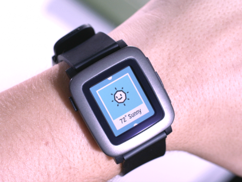 Pebble turns to crowdfunding (again) for latest smartwatch