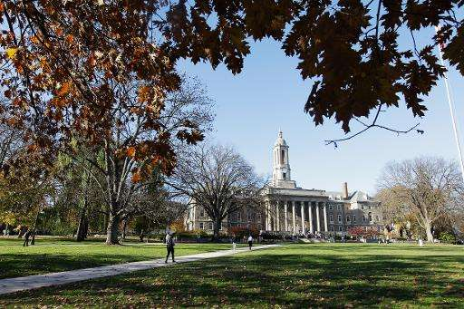 Penn State University said that the computer network of its college of engineering was disconnected from the Internet after a cy